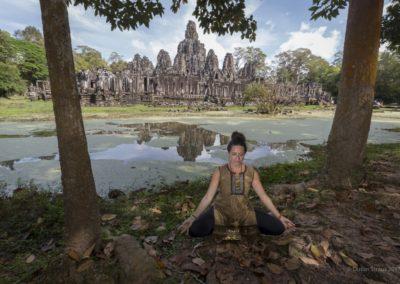 Kambodza Siem Reap 2017